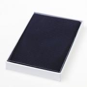 Seidentuch - dunkelblau