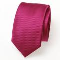 Schmale Krawatte - fuchsia